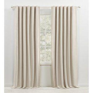 RALPH LAUREN Sallie Blackout Curtain Panel NEW